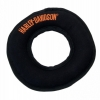 Harley-Davidson - Canvas Ring Dog Toy - Click for more info