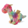 Prestige PLUSH RAINBOW DRAGON (28 x 35cm) - Click for more info