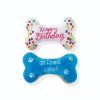 Prestige PLUSH BIRTHDAY BONE COOKIES 2pk (19 x 11cm) - Click for more info