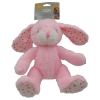 Prestige PLUSH SNUGGLE BUNNY Pink (24cm) - Click for more info