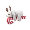 Prestige CHRISTMAS PLUSH - CANDY CANE SLOTH - Click for more info