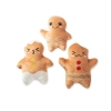 Prestige CHRISTMAS PLUSH - GINGERBREAD MINI TOY SET 3pk - Click for more info