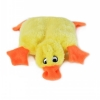ZippyPaws - SQUEAKIE PADS DUCK 24x17cm - Click for more info