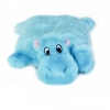 ZippyPaws - SQUEAKIE PADS HIPPO 20x14cm - Click for more info