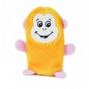 ZippyPaws - SQUEAKIE BUDDIES MONKEY 15x10cm - Click for more info