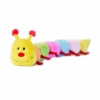 ZippyPaws - CATERPILLARS LARGE W/ SQUEAKERS 20 x 7.5cm - Click for more info