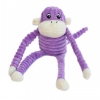 ZippyPaws - SPENCER CRINKLE MONKEY PURPLE SMALL 28 x 10cm - Click for more info