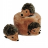 ZippyPaws - ZIPPY BURROW HEDGEHOG DEN 17.7 x 17.7cm - Click for more info