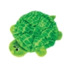 ZippyPaws - SQUEAKIE CRAWLERS - SLOPOKE THE TURTLE 25 x 21.5 x 2.5cm - Click for more info