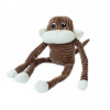 ZippyPaws - SPENCER CRINKLE MONKEY BROWN LARGE 42x17cm - Click for more info