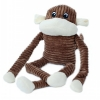 ZippyPaws - SPENCER CRINKLE MONKEY BROWN EXTRA LARGE 53x22cm - Click for more info