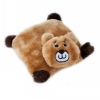 ZippyPaws - SQUEAKIE PADS BEAR 16 x 12.5cm - Click for more info