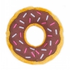 ZippyPaws - DONUTZ  CHOCOLATE 17.5cm dia x 5Hcm - Click for more info