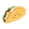 ZippyPaws - NOMNOMZ TACO 17.5 x 12.5cm - Click for more info
