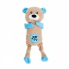 ZippyPaws - CORDUROY CUDDLERZ BEAR 41x12.5cm - Click for more info