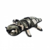 ZippyPaws - Z-STITCH GRUNTERZ CAMRON THE CAMO GATOR 47x20.5c - Click for more info