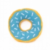 ZippyPaws - JUMBO DONUTZ  BLUEBERRY 26.5cm dia x 6.5Hcm - Click for more info