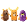 ZippyPaws - SQUEAKIE BUDDIES - BEAVER, MOOSE & WALRUS 3pk - Click for more info