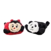ZippyPaws - SQUEAKIE PADS - LADYBUG & PANDA 2pk - Click for more info