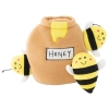ZippyPaws - ZIPPY BURROW HONEY POT 17 x 17 x 12cm - Click for more info
