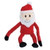 ZippyPaws - HOLIDAY CRINKLE SANTALARGE 47x11cm - Click for more info
