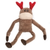 ZippyPaws - HOLIDAY CRINKLE REINDEER LARGE 47x11cm - Click for more info