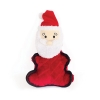 ZippyPaws - HOLIDAY Z-STITCH GRUNTERZ SANTA 37x15cm - Click for more info
