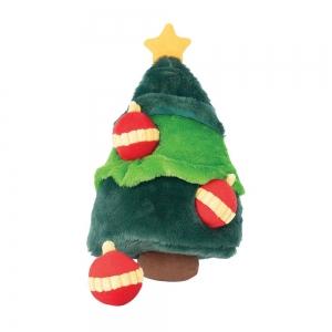 ZippyPaws - HOLIDAY BURROW CHRISTMAS TREE 38 x 20cm - Click for more info