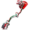 "Flossy Chews THREE KNOT TUG Large 25"" (63cm) - Click for more info"