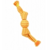 Flossy Chews CANDY WRAP W/SQUEAKY BALL Small 30cm - Click for more info