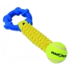 "GNARLYS w/TENNIS BALL & RUBBER RING 11"" (27cm) - Click for more info"