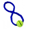 "GNARLYS FIGURE 8 w/TENNIS BALL 13""33cm - Click for more info"