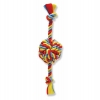 "FLOAT ROPE MONKEY FIST BALL w/ROPE ENDS Small 13"" (33cm) - Click for more info"
