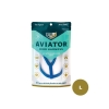 The Aviator LARGE HARNESS & LEASH - Blue (w/DVD) - Click for more info