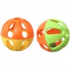 SuperBird BIRDIE BALLS FOOT TOY (4pk) 7cm - Click for more info