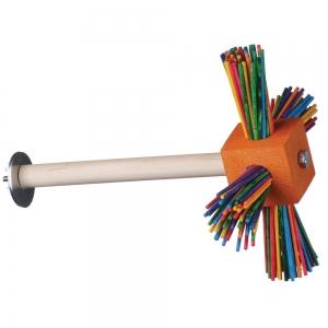 SuperBird SPIN-A-ROO PERCH 21cm x 16cm - Click for more info
