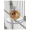 Featherland Paradise BUFFET BALL CAGE MOUNTED (17.5 x 15cm) - Click for more info
