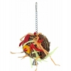 Paradise CHEW YEARS EVE BIRD TOY - Click for more info
