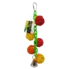 Paradise CRUNCH  & DING BIRD TOY - Click for more info