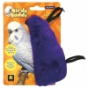 BIRDY BUDDY Small Purple  (21H x 17W cm) - Click for more info