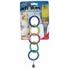 JW Insight BIRD TOY OLYMPIA RINGS - Click for more info