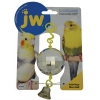 JW Insight BIRD TOY DISCO BALL - Click for more info