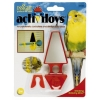 JW Insight BIRD TOY WOBBLING BOBBLING MIRROR - Click for more info