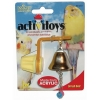 JW Insight BIRD TOY HANGER WITH SMALL BELL - Click for more info