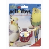 JW Insight BIRD TOY DRUM - Click for more info