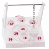 JW Insight BIRD TOY BIRDIE SKEEBALL (Approx cm 6.2W x 7H) - Click for more info