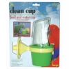 JW Insight CLEAN CUP FEED and WATER Large (19cm Ov. Height) - Click for more info