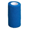 GlobalFlex EASY-RIP COHESIVE BANDAGE - Blue 10cm x 4.5m - Click for more info