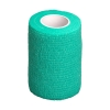 GlobalFlex EASY-RIP COHESIVE BANDAGE - Green 7.5cm x 4.5m - Click for more info