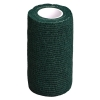 GlobalFlex EASY-RIP COHESIVE BANDAGE - Hunter Green 10cm x 4.5m - Click for more info